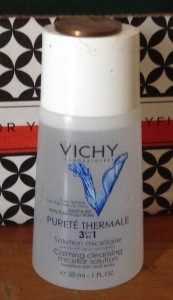Vichy Purete Thermale 3-in-1 Cleansing Solution