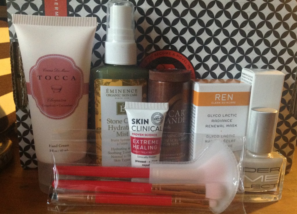 beauty fix november 2015